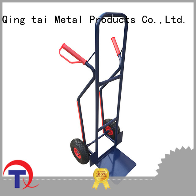 QINGTAI high quality foldable moving cart Factory price for load heavy objects