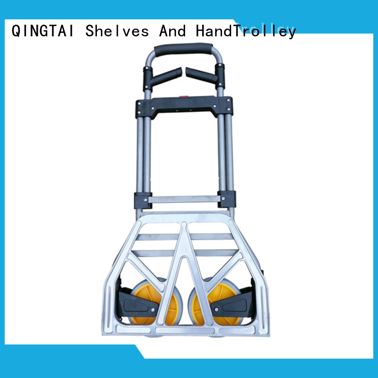 QINGTAI best hand truck dolly Supply for warehouses