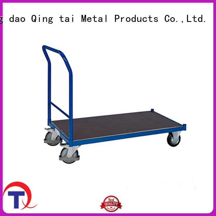 QINGTAI New folding platform trolley factory for family
