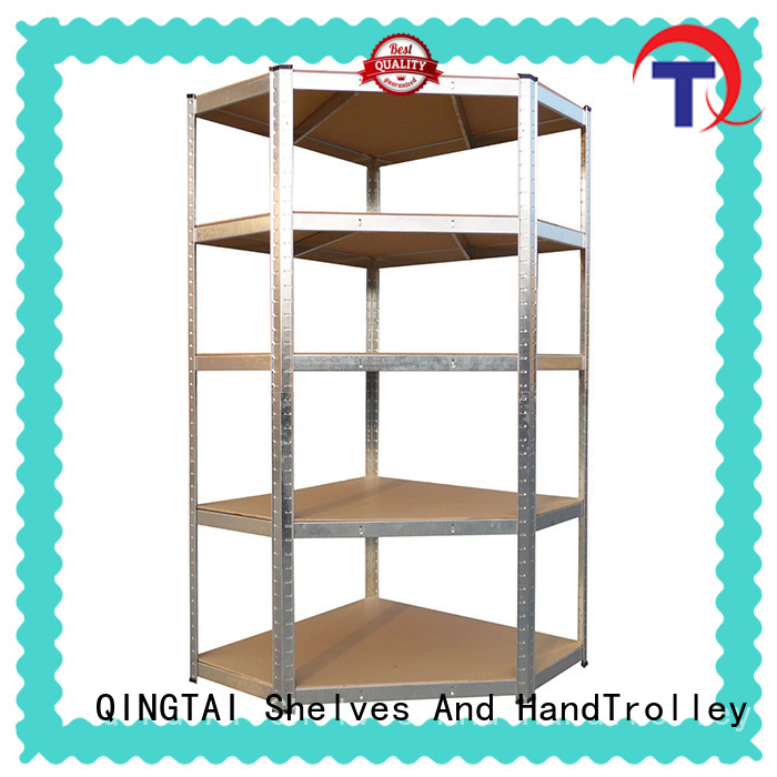 QINGTAI adjustable shelves customized for industry