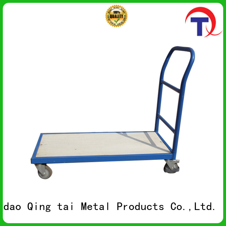 QINGTAI quality folding hand truck factory for family