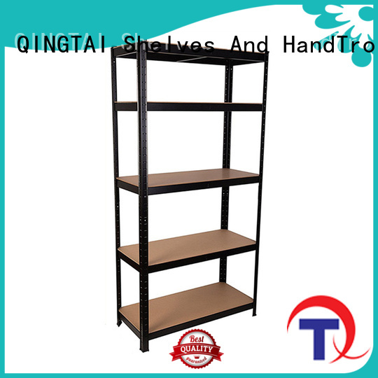 QINGTAI Latest rivet shelving company for factory