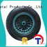 easy to assemble trolley wheels factory for garden cart