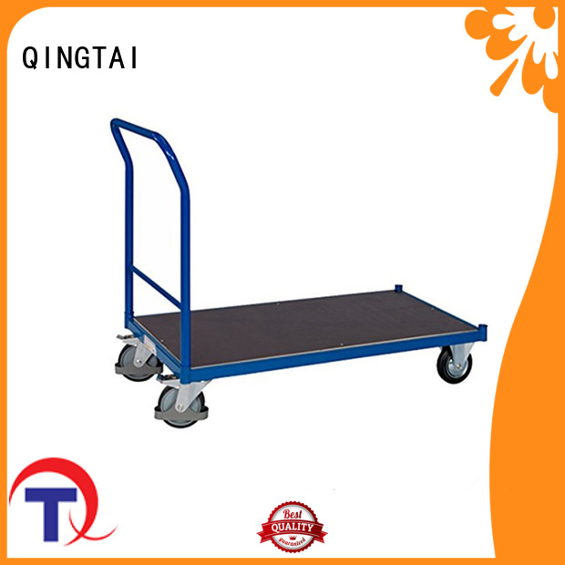 high-quality materials platform truck supplier for heavy transport