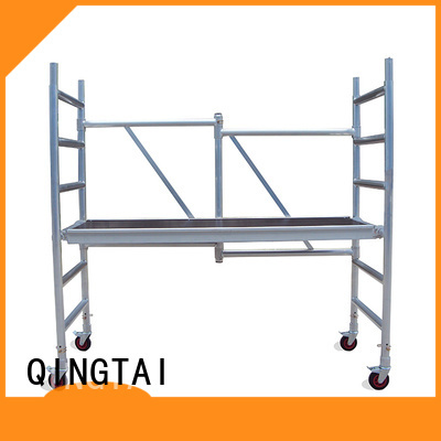 QINGTAI easily use mini scaffolding for sale factory for outdoor