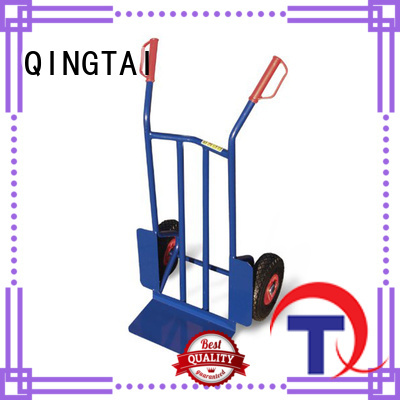 QINGTAI collapsible hand truck company for offices