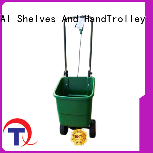 comfortable handle commercial spreader customized For Seed