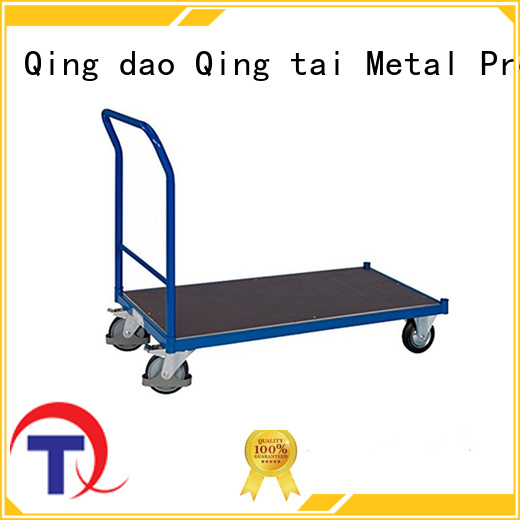 QINGTAI Top quality platform cart supplier for offices