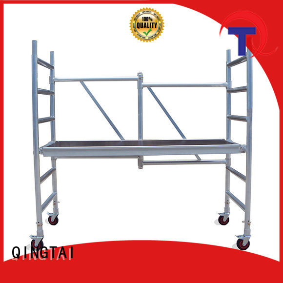 Strong structure scaffolding prices customized for industry