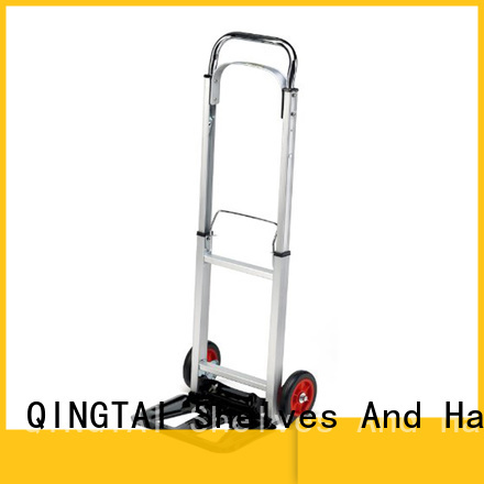QINGTAI favorable price commercial hand cart China manufacturer for warehouses