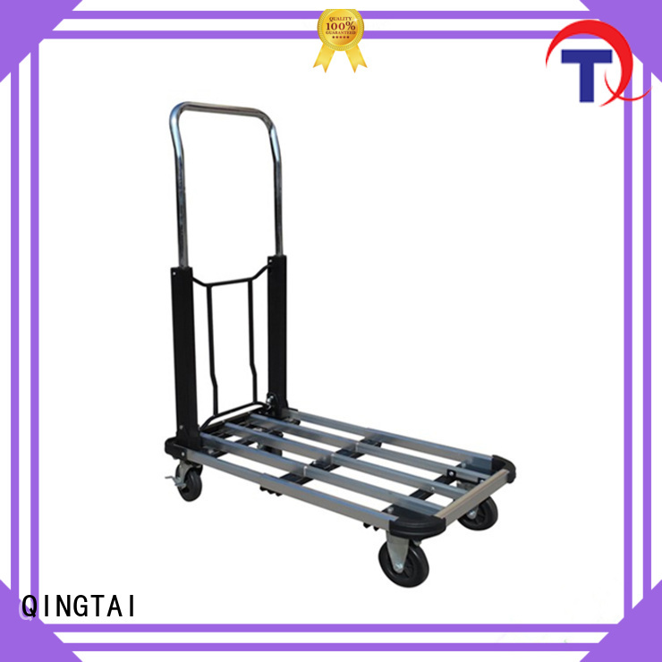 QINGTAI durable platform truck manufacturer for business