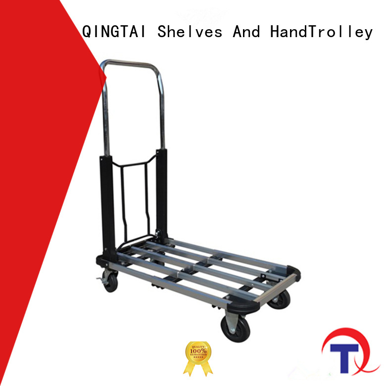easy to handle folding hand truck from China for family