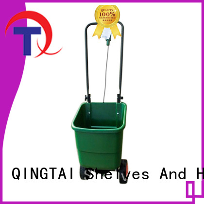 QINGTAI favorable price lawn spreader from China for gardens