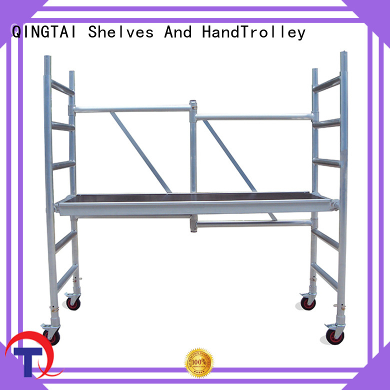 QINGTAI professional sale scaffolding Supply for construction