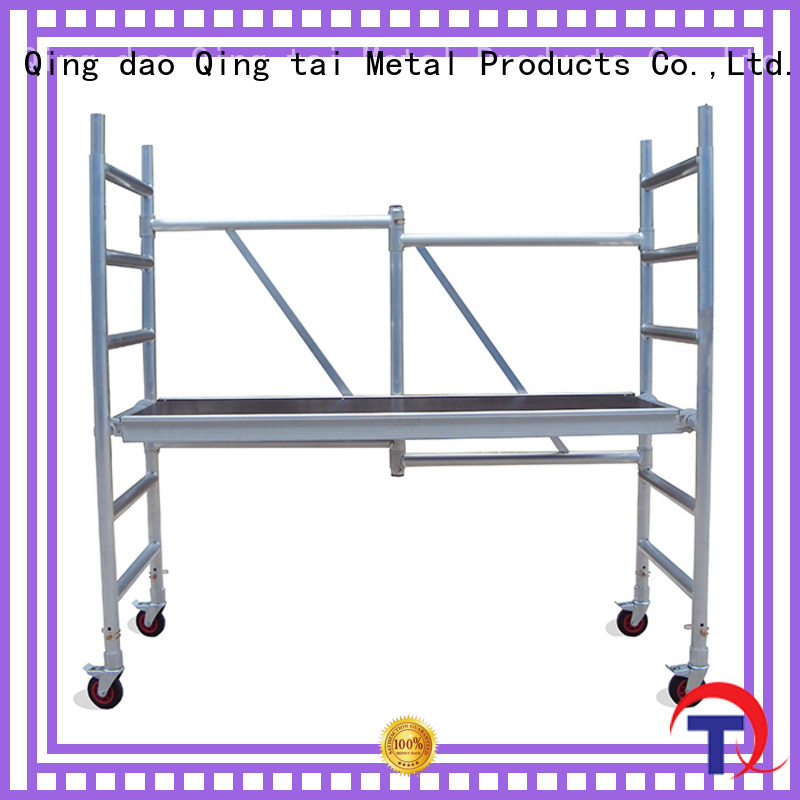 Latest aluminium scaffolding for sale Factory price for outdoor