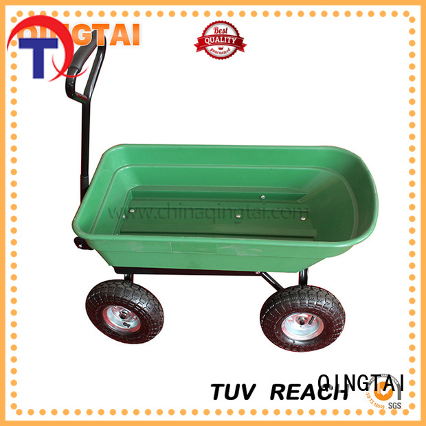 easy to assemble garden trolly in China for outdoor Spaces