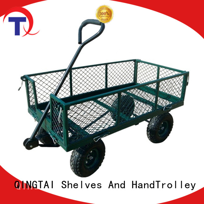 QINGTAI gardenway garden cart Factory price for children