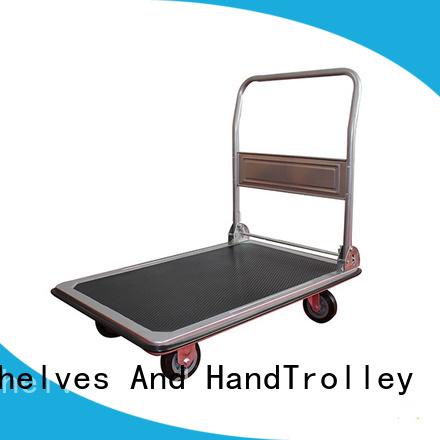 QINGTAI foldable hand truck cart company for homes