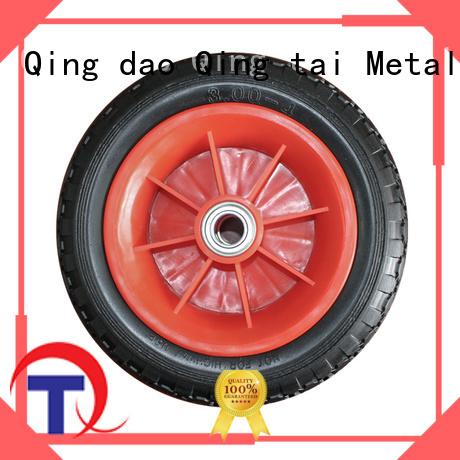 QINGTAI wheelbarrow parts custom for trolley