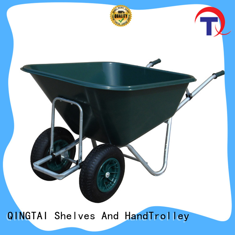 QINGTAI heavy duty wheelbarrow wholesale for industrial