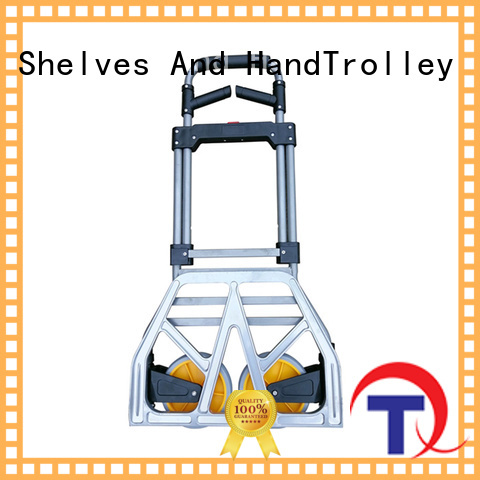 Custom hand truck trolley company for load heavy objects