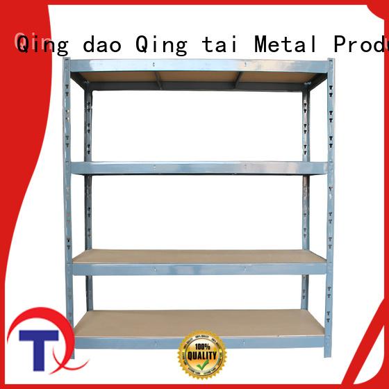 Heavy duty custom shelving systems China for school
