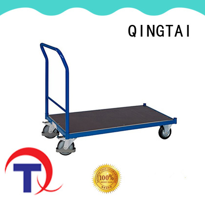 QINGTAI Best quality platform trolley wholesale for business