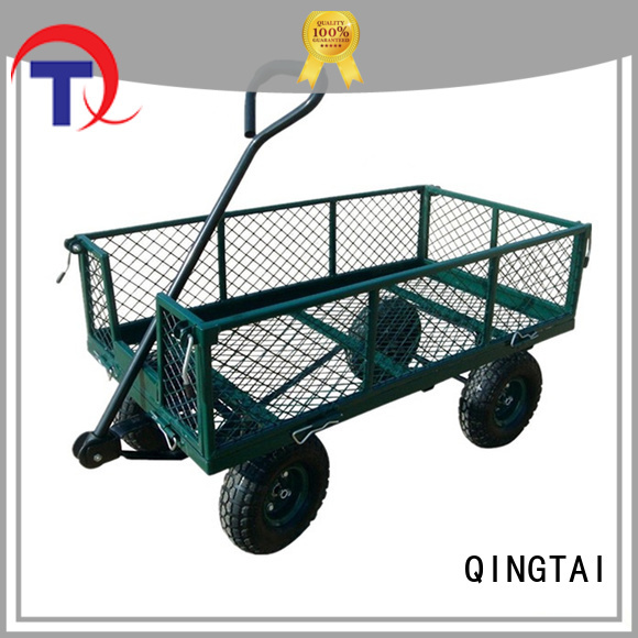 practical groundwork garden cart factory for garden