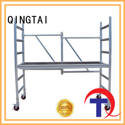 QINGTAI scaffolding companies China manufacturer for outdoor Spaces