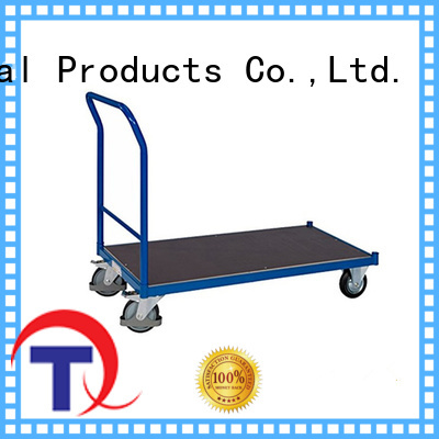 QINGTAI New 2 wheel hand trolley factory for warehouses