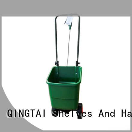 QINGTAI lawn feed dispenser for business for agriculture