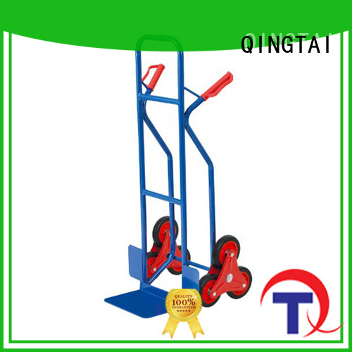 widely use heavy duty hand truck Factory price for unload heavy objects