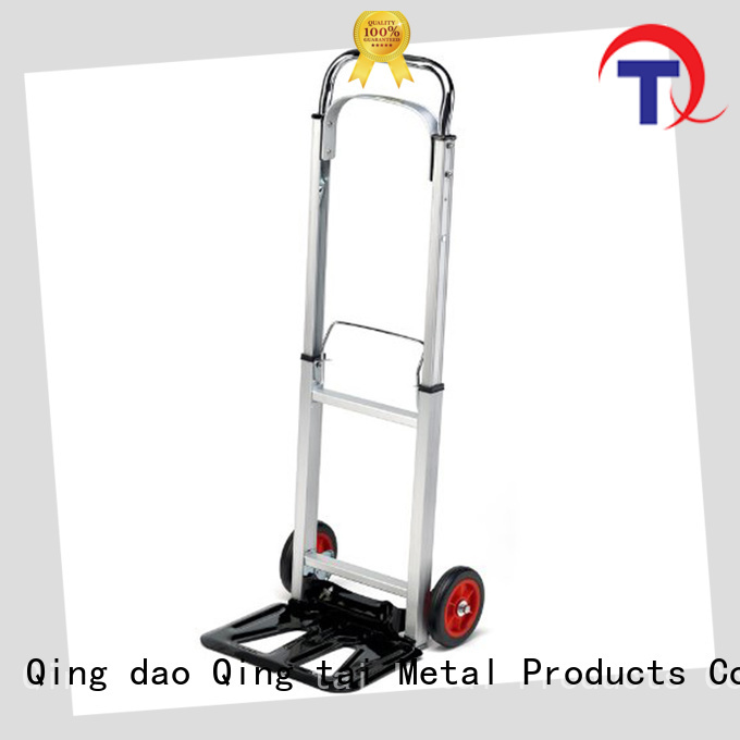 QINGTAI hand truck dolly for sale in China for gardens