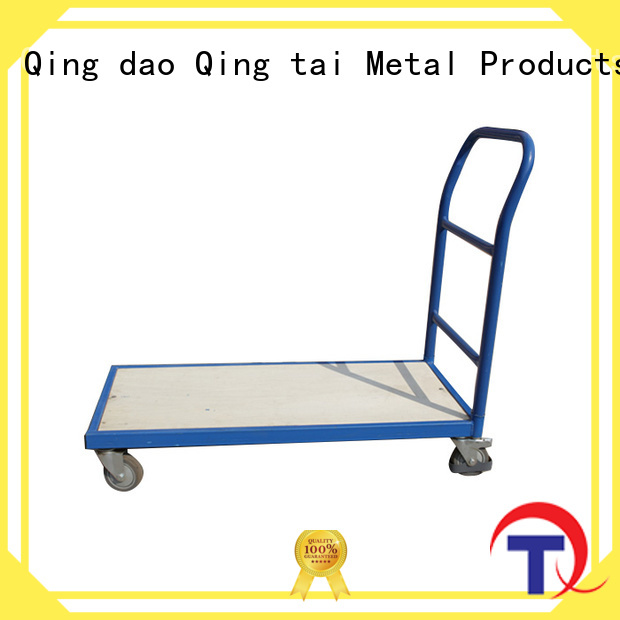 QINGTAI cheap hand trucks and carts supplier for business