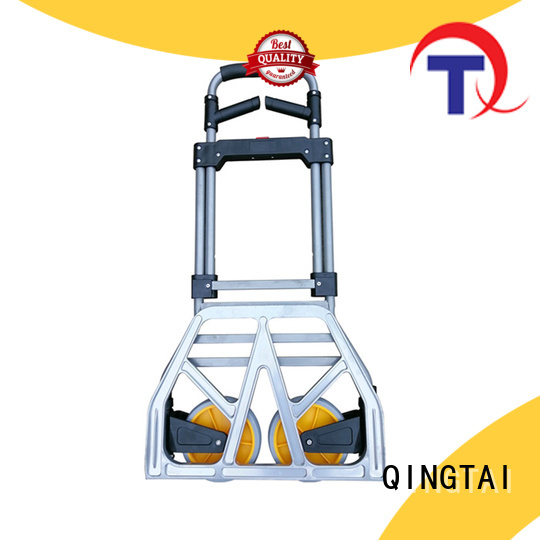 widely use folding hand cart China for offices