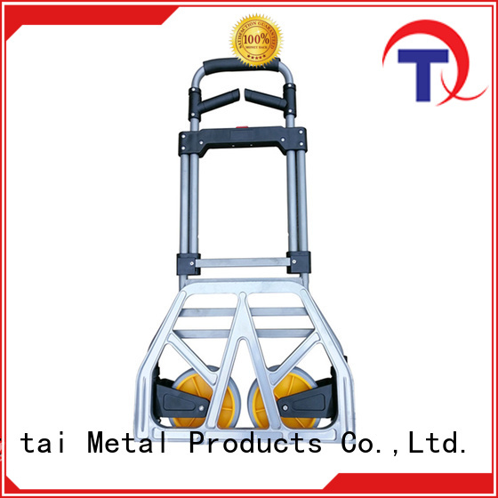 QINGTAI platform hand truck dolly company for homes