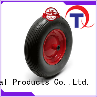QINGTAI Top quality wheelbarrow parts China manufacturer for hand truck