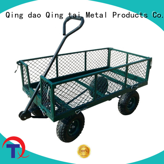 QINGTAI beach wagon from China for lawn